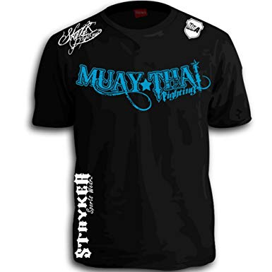 The Best MMA Apparel 2019 Guide And Reviews - Muay thai Shirt