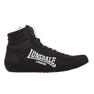 The Ultimate Best Boxing Shoes Guide For 2019 with detailed reviews - Lonsdale Boxing shoes