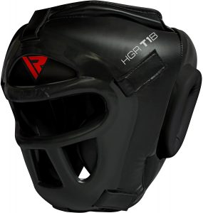 est MMA Sparring gear 2019 Guide - RDX Leather helmet