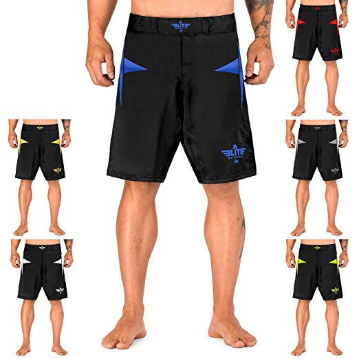 71F2v9uvmHL. UX522  - Best MMA Shorts 2020 Guide And Reviews