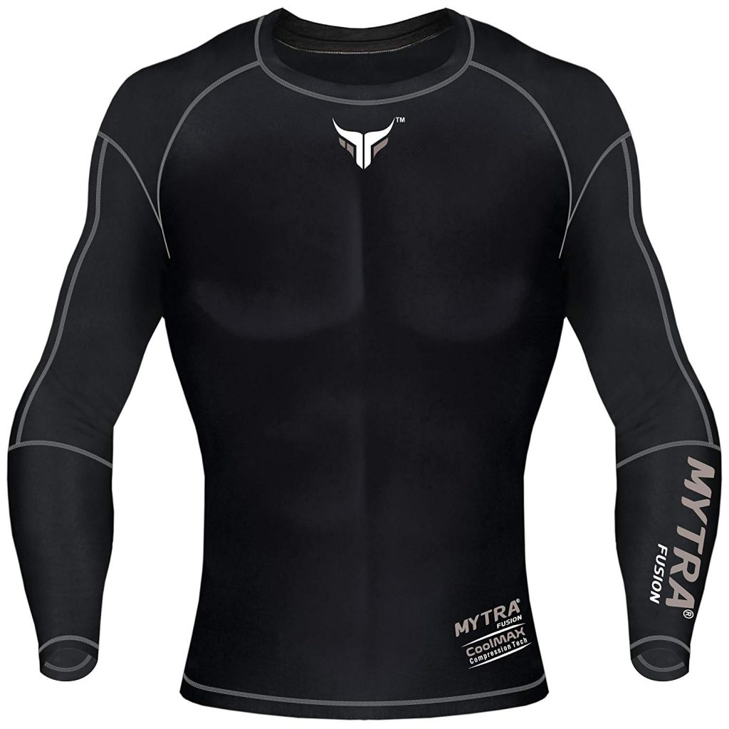 71GBRPbCWTL. SL1500  1024x1024 - Best MMA Rashguards 2019 Guide With Reviews