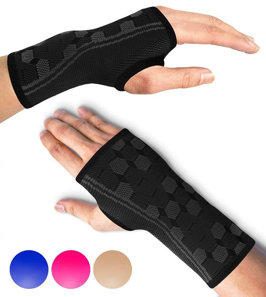 Best MMA Wirst Braces 2019 guide - Sparthos Wrist Sleeves