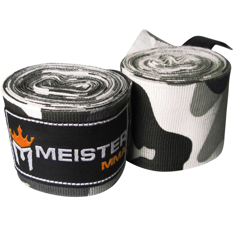71pOqnMXB L. SL1000  - Best MMA Hand Wraps Guide For 2020 (Reviews Included)
