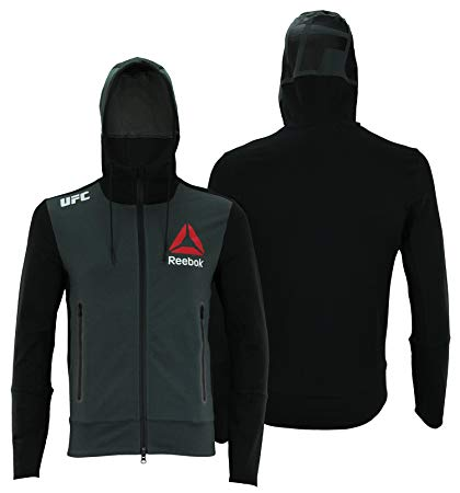 The Best MMA Apparel 2019 Guide And Reviews Reebok Zipper Hoodie