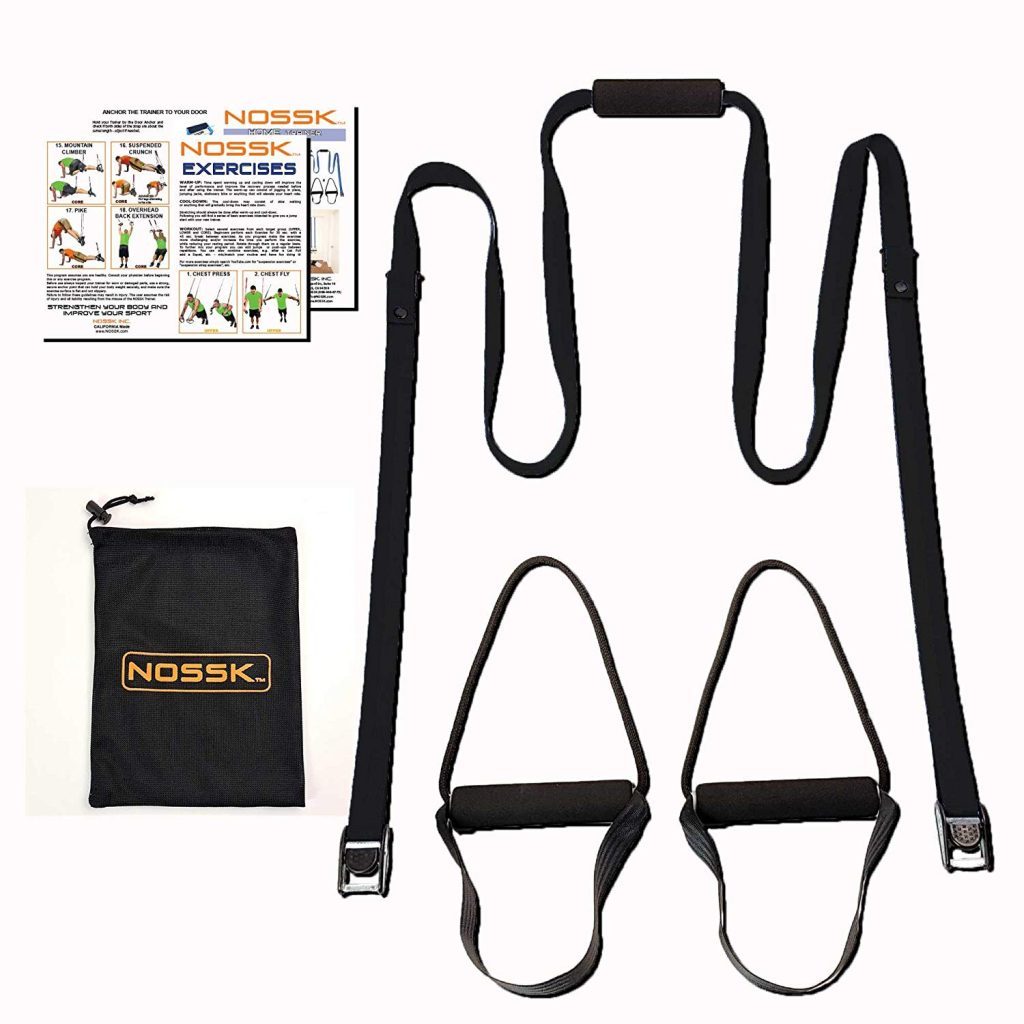 Best MMA Suspension trainers 2019 guide HOSSK Home Suspension trainer