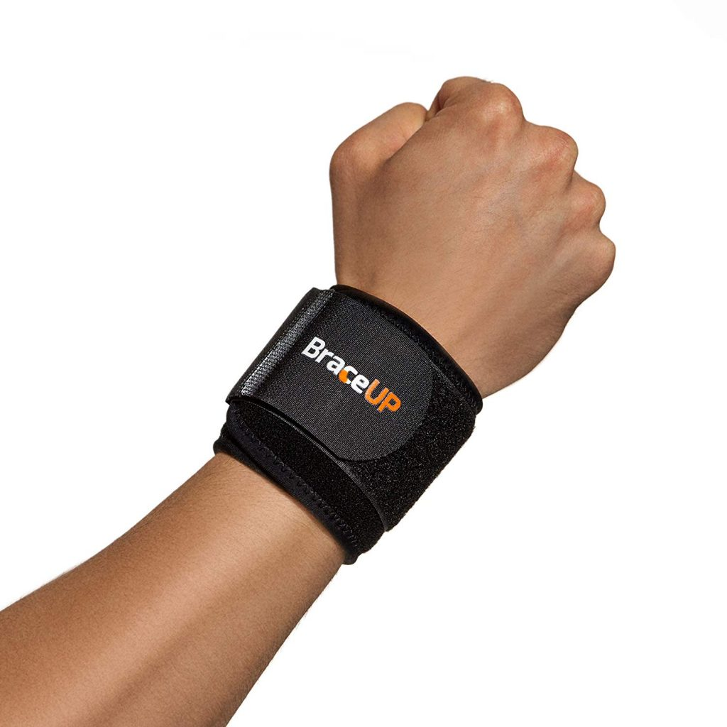 81EKVe1 P0L. SL1500  1024x1024 - Best MMA Wrist Braces 2019 Guide With Reviews