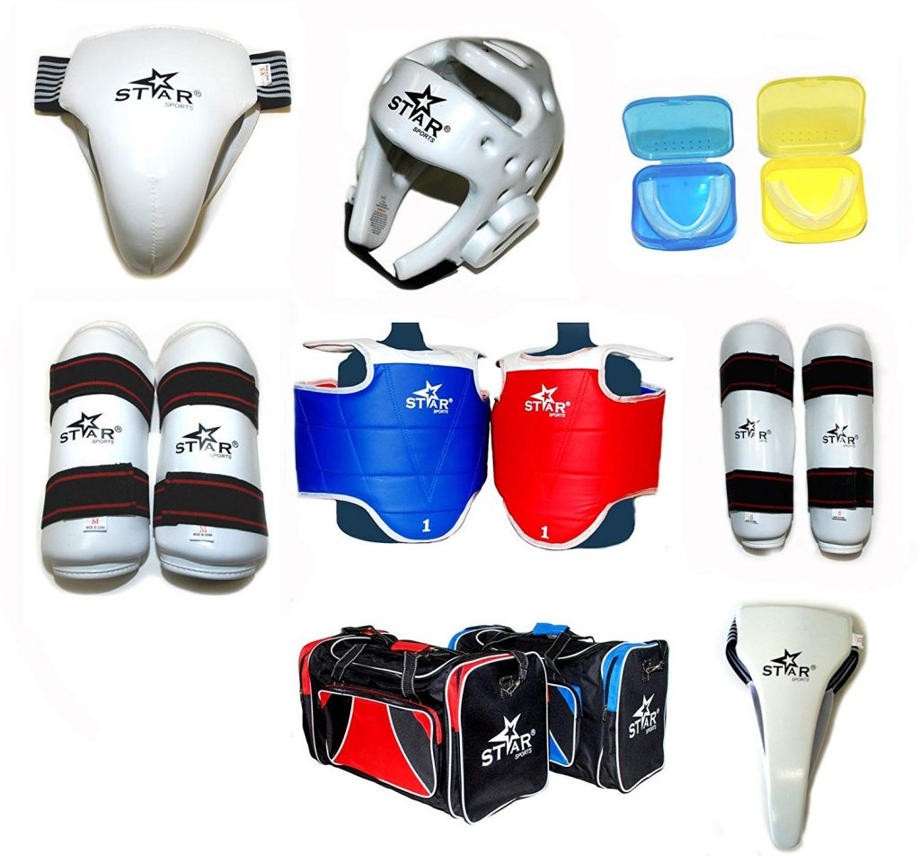 est MMA Sparring gear 2019 Guide - Full Sparring Set