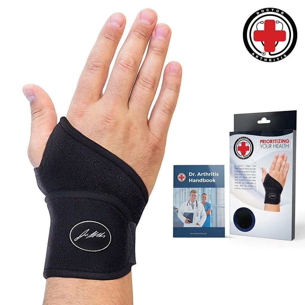 Best MMA Wirst Braces 2019 guide - Dr. Arthritis Wrist Brace