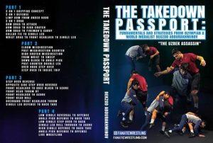 Best Wrestling DVD Instructionals 2019 The Takedowns Passport DVD