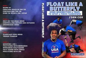 Best Wrestling DVD Instructionals 2019 Float Like A Butterfly DVD