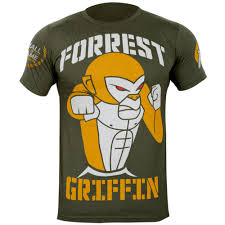 The Best MMA Apparel 2019 Guide And Reviews Forest griffin T-Shirt