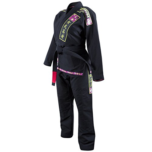 41g7 1XGW4L - Best Women's BJJ Gi 2019 Guide And Reviews