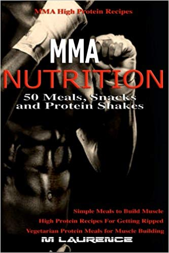 51RhrhxTNjL. SX331 BO1204203200  - Best MMA Nutrition Books 2020 Guide And Reviews