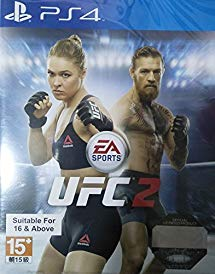 51iQuWttDeL. AC SX215  - Best MMA Video Games For 2019 - Guide And Reviews
