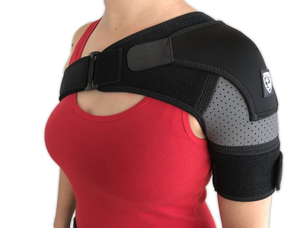 The Best MMA Shoulder Braces 2019 Guide - Strong AID brace