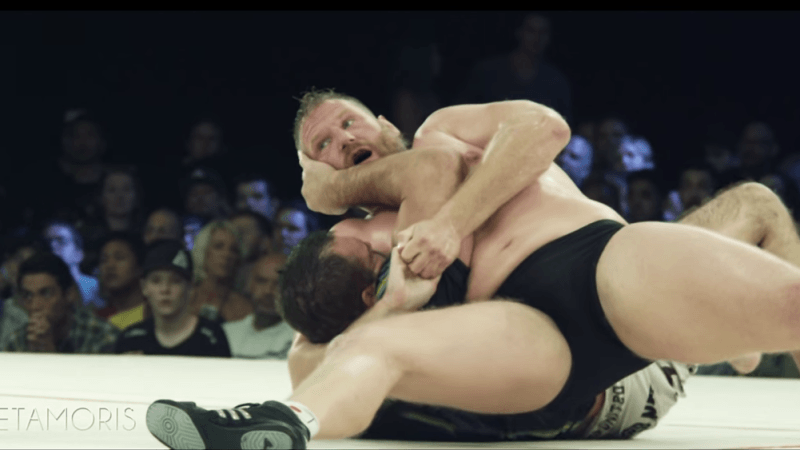 Barnett - Wrestling Pins: Why You Need Them For BJJ And MMA