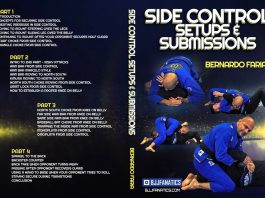 A Bernardo Faria DVD Review Side Control Submissions instructional