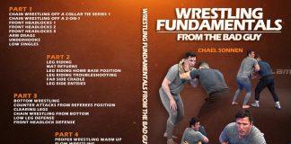 Chael Sonnen Wrestling Fundamentals DVD