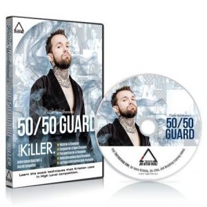 50/50 guard Kristian Woodmansee DVD review by BJJ World
