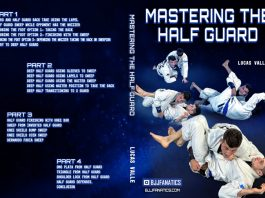 Luvas Valle DVD Review - Mastering the Half Guard instructional