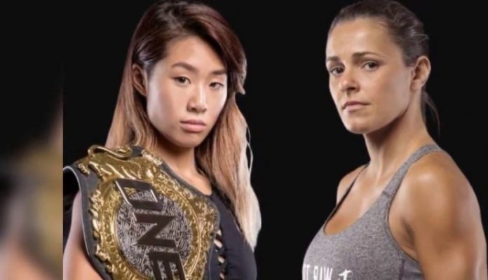 Angela Lee Last Obstacle In Michelle Nicolini MMA Title Hunt