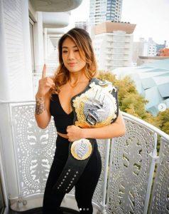 Screenshot 592 238x300 - Angela Lee Last Obstacle In Michelle Nicolini MMA Title Hunt