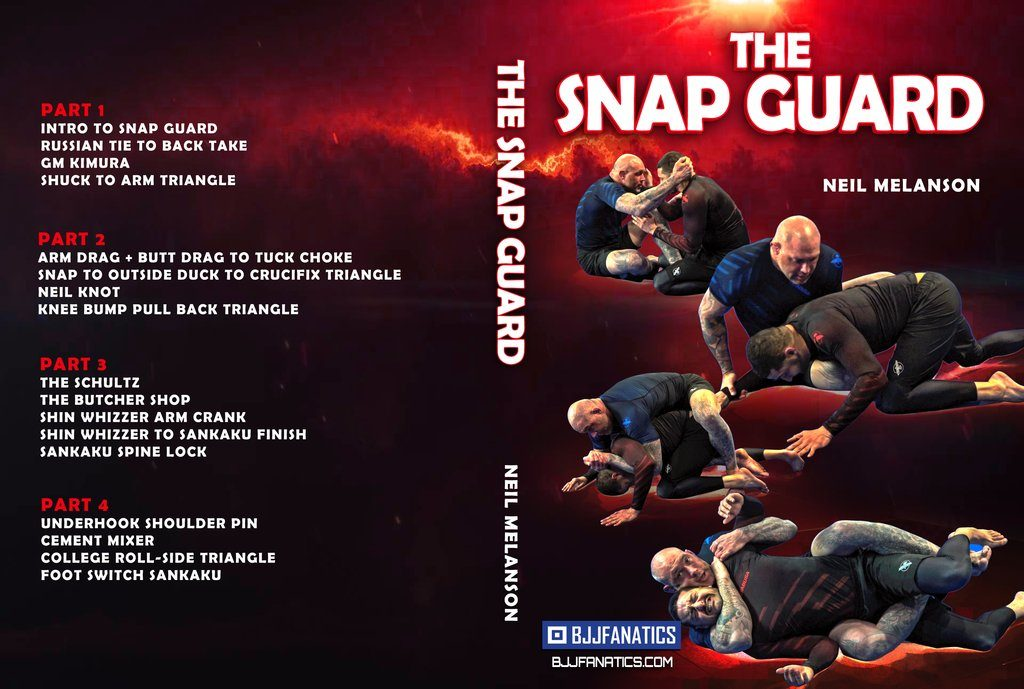 """Snap Guard cover 1024x1024 1024x689 - NEW! """"The Snap Guard"""" Neil Melanson DVD Review"""