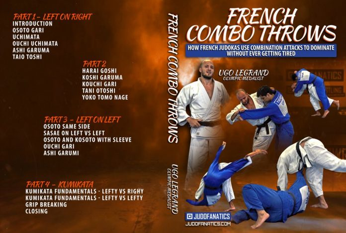 Ugo le grand DVD French Combo Throws Review