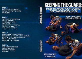 Alec Baulding DVD Review: Keeping The Guard