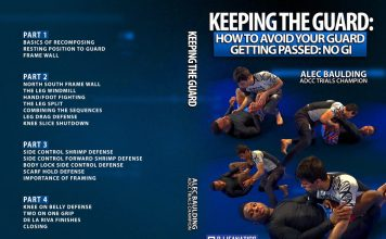 Alec Baulding DVD Review: Keeping The Guard