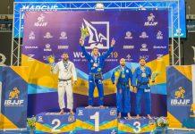 Complete Black belt adult IBJJF 2019 Worlds results