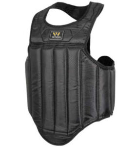 Wessing chest guard review
