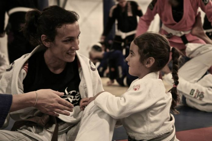 BJJ Mom - the Toughest Job In the World