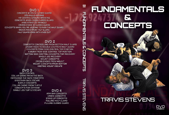 Travis Stevens DVD Review - Fundamentals And Concepts Instructional