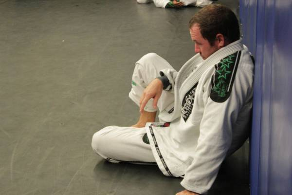 Dealing with Jitters before a BJJ Match