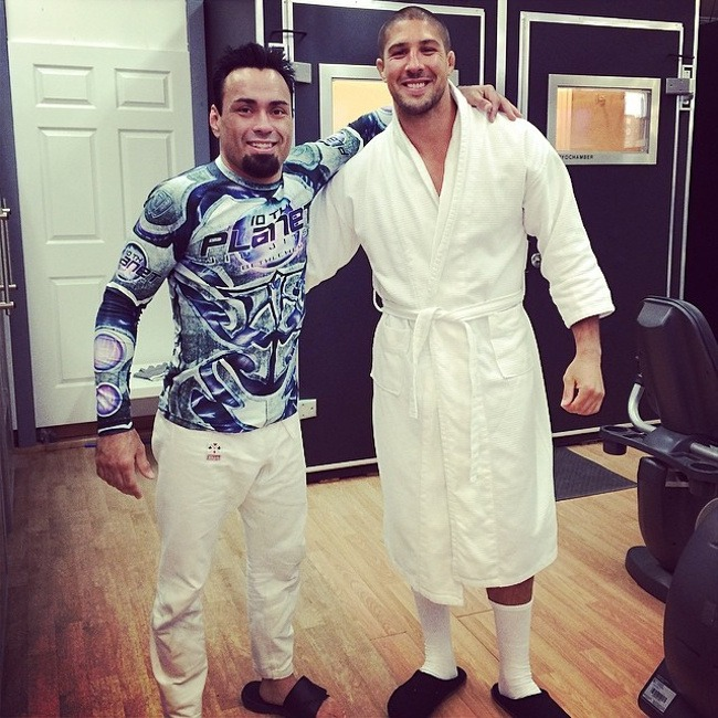 Cryotherapy for BJJAnd MMA recovery