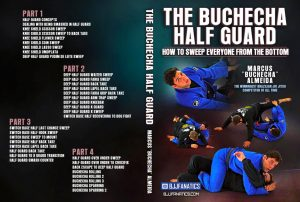 """The Buchecha Half Guard"" Marcus Buchecha DVD Review"