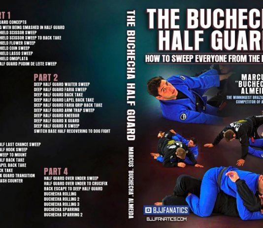 """The Buchecha Half Guard"" Marcus Buchecha DVD Review"