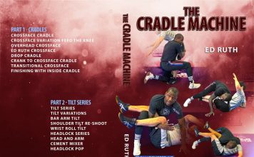 """A review of """"The Wrestling machine"""" Ed Ruth DVD"""