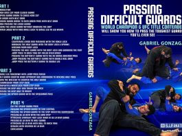 Gabriel Gonzaga DVD Review: Passing Difficult Guards
