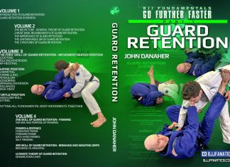 John Danaher DVD Review - BJJ Fundamentals: Guard Retention Cover