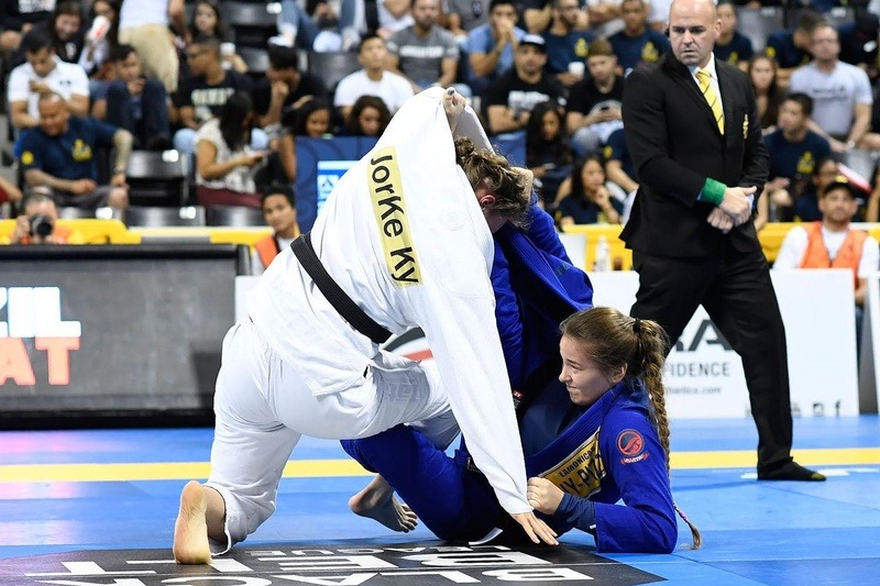 Dealing with Jitters and nerves before a BJJ Match