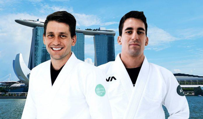 Mendes Bros 2019 Camp - the Ultimate BJJ retreat