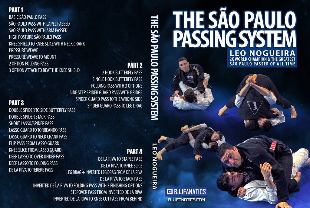 "Leo Nogueira English Cover 1024x1024 1024x689 - ""Sao Paolo Passing System"" Leo Nogueira DVD Review"