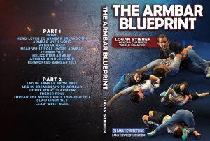 """STIEBER ARM BAR COVER 1024x1024 300x202 - Logan Stieber DVD: """"The Armbar Blueprint"""" Review"""