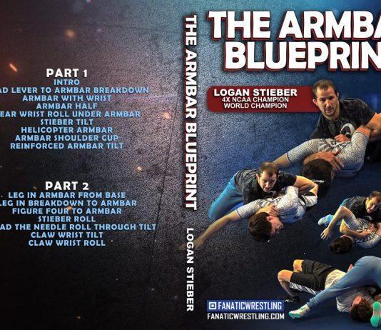 "Logan Stieber DVD: ""The Armbar Blueprint"""
