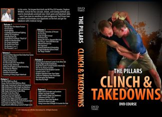 Stephen Whittier DVD Review Pillars Clinch And Takedowns 6 Part Instructional