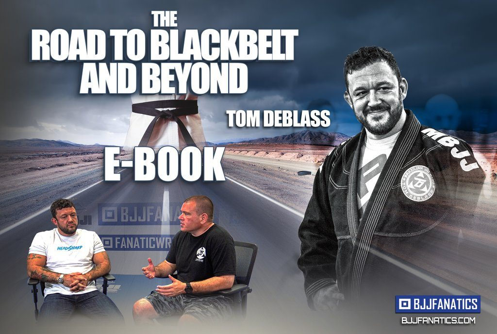 Tom DeBlass EBOOK 1024x1024 1024x689 - Tom DeBlass DVD/EBOOK Review: The Road To Black Belt And Beyond