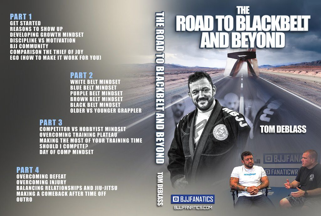 Tom DeBlass cover new 1024x1024 1024x689 - Tom DeBlass DVD/EBOOK Review: The Road To Black Belt And Beyond