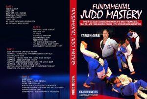 Yarden Gerbi Cover 1024x1024 300x202 - Yarden Gerbi DVD Review Fundamental Judo Mastery